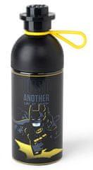 LEGO® Batman fľaša transparentná 0,5L - čierna