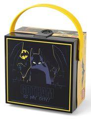 LEGO® Batman box s rukoväťou - čierna