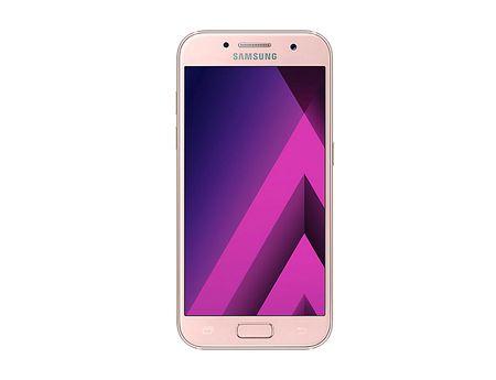 Samsung GSM telefon Galaxy A3 2017 16 GB (A320F), roza