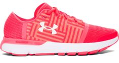 Under Armour W Speedform Gemini 3 Sirens Coral London Orange White