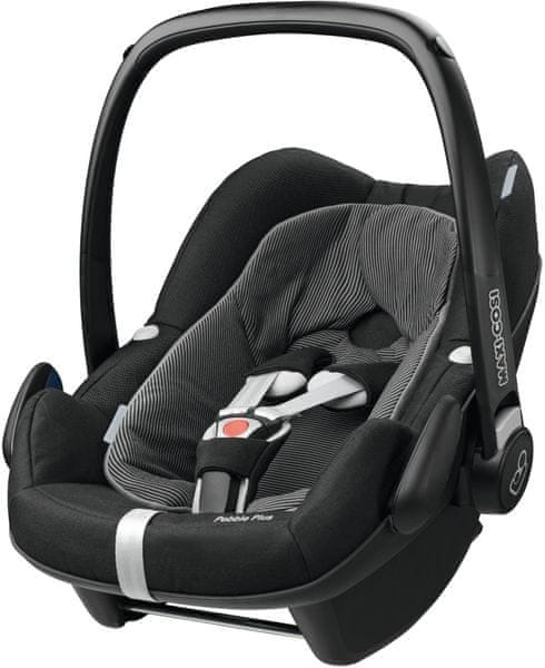Maxi-Cosi Pebble Plus 2017, Black Raven