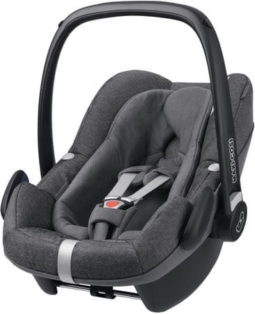 Maxi-Cosi avtosedez Pebble Plus 2018, Sparkling Grey