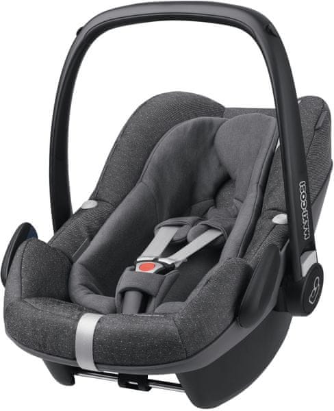 Maxi-Cosi Pebble Plus 2018, Sparkling Grey