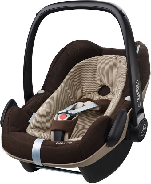Maxi-Cosi Pebble Plus 2017, Earth Brown