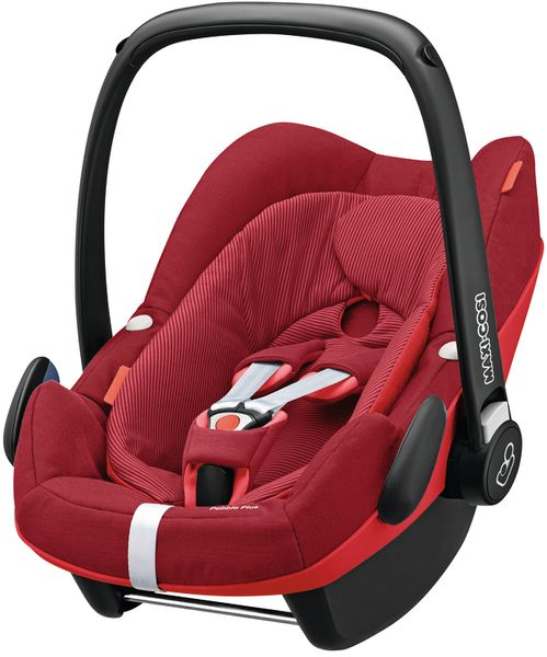 Maxi-Cosi Pebble Plus 2017, Robin red