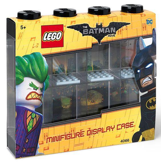 LEGO® Batman sběratelská skříňka na 8 minifigurek