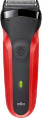 Braun Series 3 300 - Red