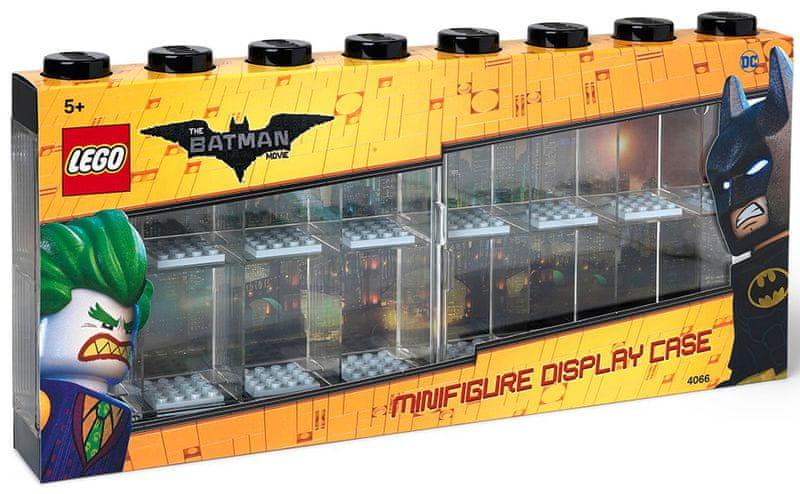 LEGO® Batman sběratelská skříňka na 16 minifigurek