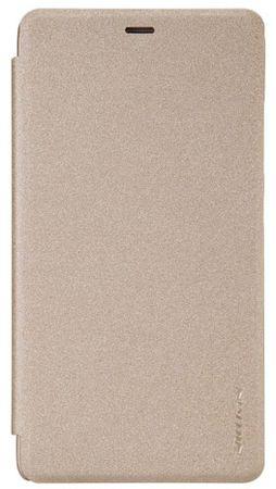 Nillkin etui z klapką Sparkle Folio (Xiaomi Redmi Note 3), złoty
