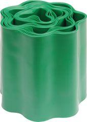 Flo obrzeże trawnikowe zielone 9m x 15 cm (88701)
