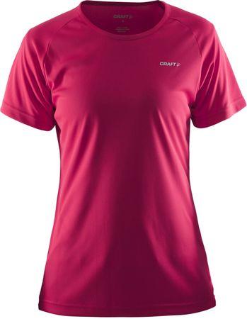 Craft ženska majica Prime, roza, M