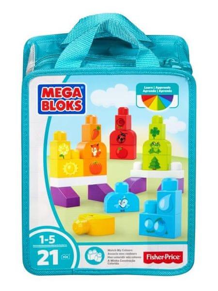 MEGA BLOKS First Builders kostky pro malého stavitele
