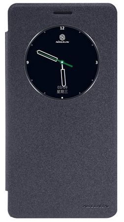 Nillkin Kryt Qin S-View (Xiaomi Mi5S), černá
