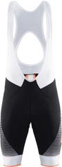 Craft kolesarske hlače Gran Fondo črne/oranžne