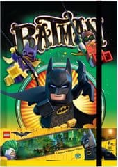 LEGO Batman Movie Zápisník - Batman