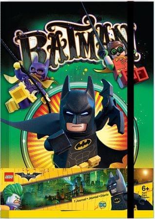 LEGO Batman Movie dziennik - Batman