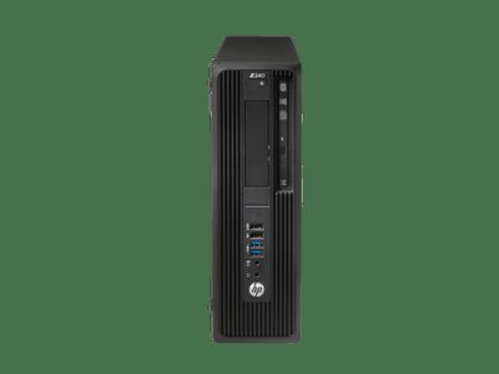 HP namizni računalnik Z240 SFF i7-6700/16GB/256SSD/W10Pro (Y3Y29EA#AK6)