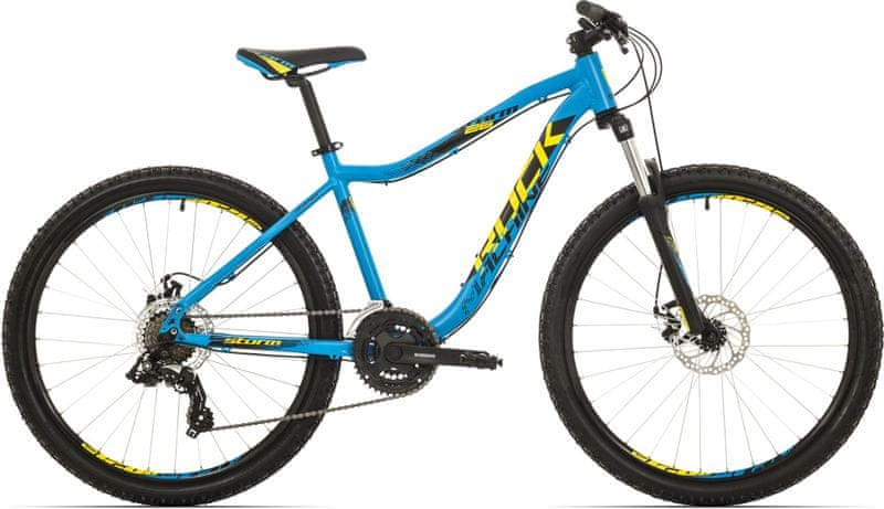"Rock Machine 26"" Storm 26 blue/yellow/black 2017 14"""