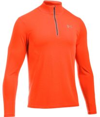Under Armour Threadborne Streaker 1/4 Zip Phoenix Fire Phoenix Fire Reflective
