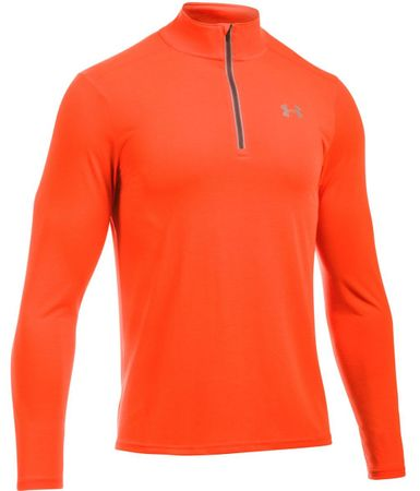 Under Armour bluza sportowa Threadborne Streaker 1/4 Zip Phoenix Fire Reflective XL