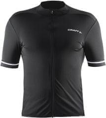 Craft kolesarska majica Classic, črna