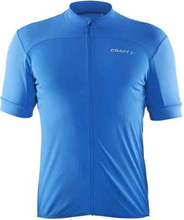 Craft kolesarska majica Balance, modra, L