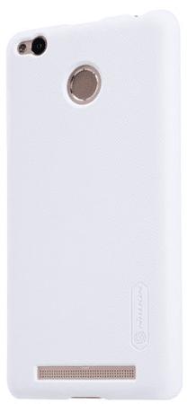 Nillkin Kryt Super Frosted (Xiaomi Redmi 3 Pro), bílá