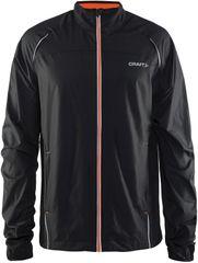 Craft moška jakna Prime, črna/oranžna