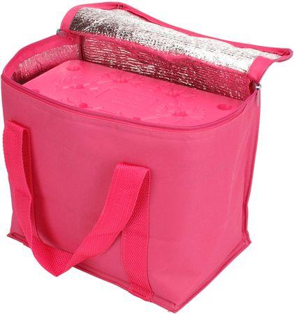 Cool It torba chłodząca z wkładem chłodzącym 7 l, czerwona