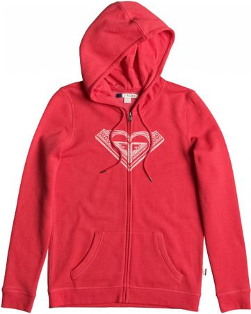 Roxy ženska majica Cruiser Night Zip J, hibiskus, L