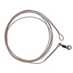 ProLogic Montáž Mirage Loop Leaders W Ring swivel 100 cm 35 lb 2 ks