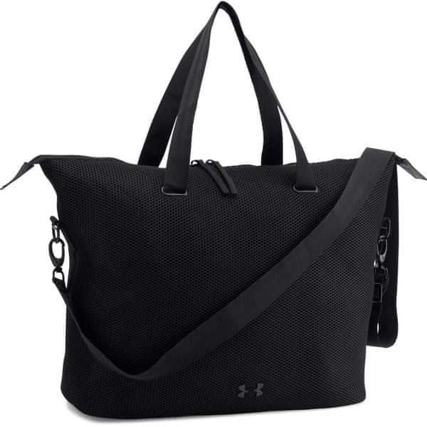 Under Armour On The Run Tote Black Black Black