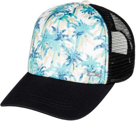 ROXY czapka z daszkiem Truckin J Hats Marshmellow