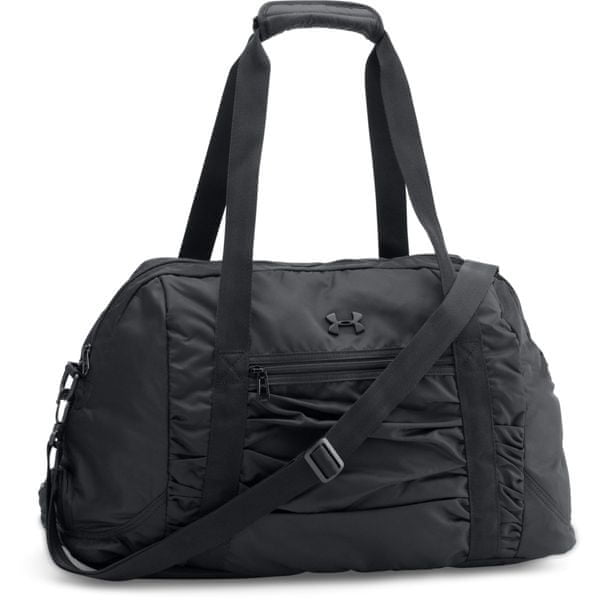 Under Armour The Works Gym Bag Black Black Silver
