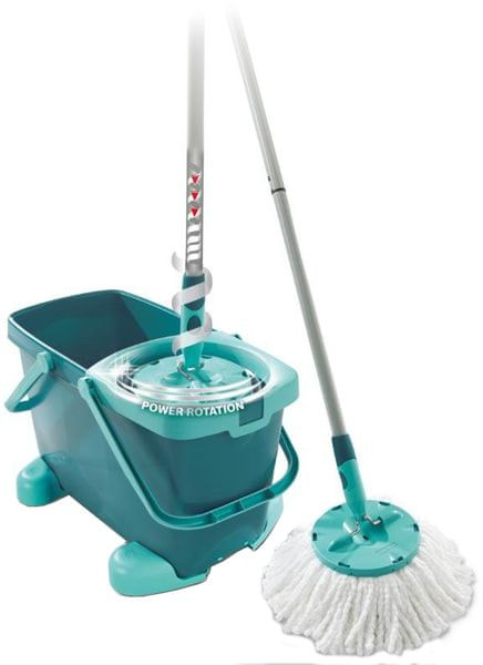 Leifheit Clean Twist Disc Mop s vozíkem