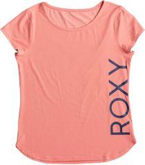 Roxy ženska majica Courtesy Tee J, roza