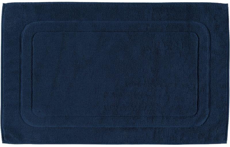 s.Oliver předložka do koupelny 50x80 cm modrá