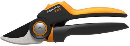 Fiskars škarje PowerGear X Bypass M PX92