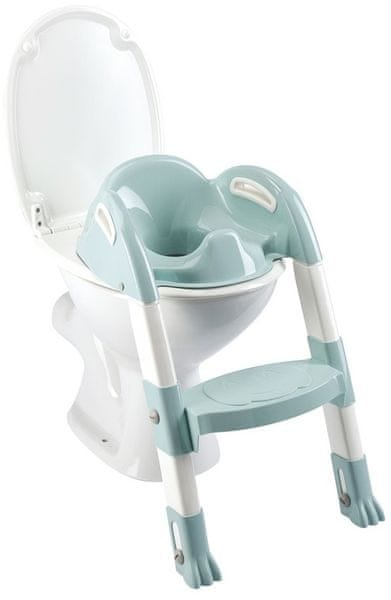 ThermoBaby Židlička na WC Kiddyloo, Zelená