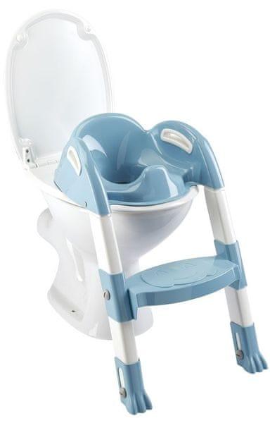 ThermoBaby Židlička na WC Kiddyloo, Modrá