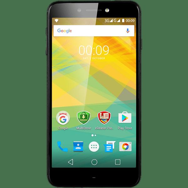 Prestigio Grace Z5, Dual SIM, černý