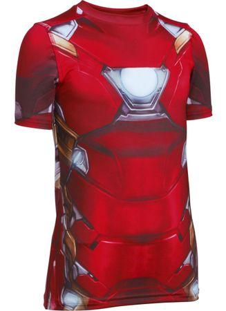 Under Armour Iron Man Suit SS Gyermek póló bf0557f277