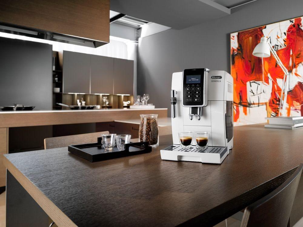 De'Longhi automatický kávovar ECAM 350.35 W - použité