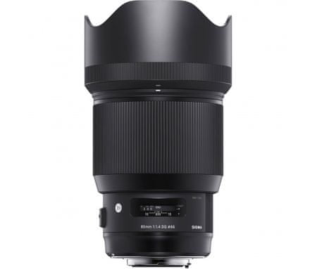 Sigma objektiv 85mm f1.4 DG HSM ART za Canon