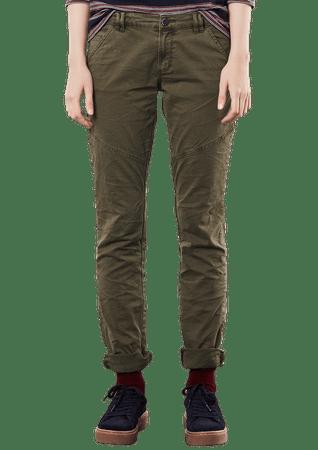 s.Oliver dámské kalhoty 40/32 khaki