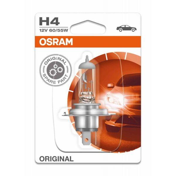 Osram 12V H4 60/55W P43t 1ks Blister