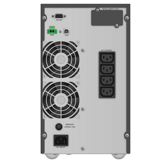 PowerWalker brezprekinitveno UPS napajanje VFI 2000 TG Online, 2000VA/1800W (10122042)