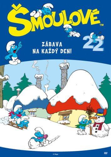 Šmoulové 22 - DVD