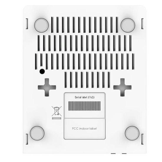 Mikrotik mrežni usmerjevalnik hEX PoE, 5 vrat (RB960PGS)
