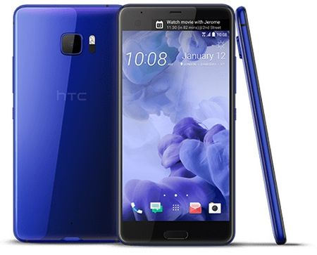 HTC U Ultra, 64 GB, modrý